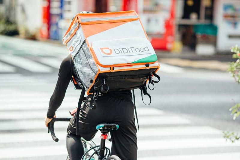 DiDi Food」「UberEats」との気になる違いとは? | 元公務員ライフハック研究生による「前のめりーリポート」